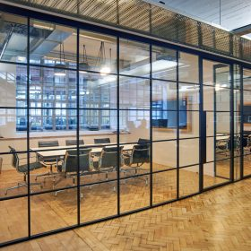 Shoreditch Office Partitions