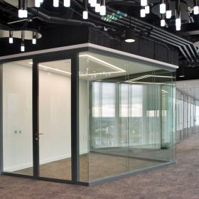 UK Glass Partitioning