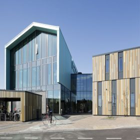 University Glass Partitioning