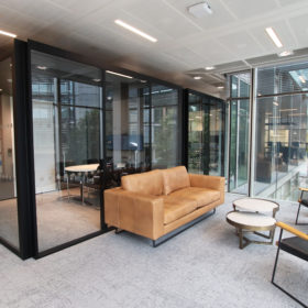 Adaptable-Meeting-Room-Optima-Office- Meeting-Pods-Leather-Sofa