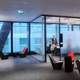 AON Glass Partitioning